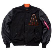 College Jacket - fekete
