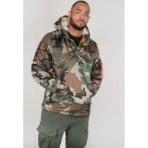 Alpha Industries HPO Anorak woodland camo