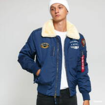 Alpha Industries Injector III Air Force  blue