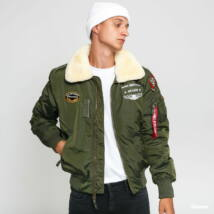 Alpha Industries Injector III Air Force dark green