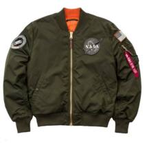MA-1 VF NASA RP - dark green