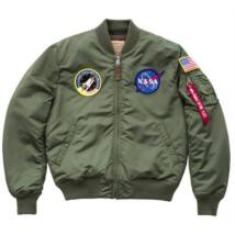 MA-1 VF NASA - sage green