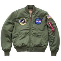 MA-1 VF NASA - sage green