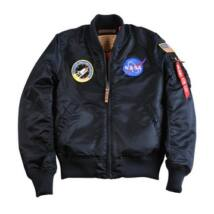 MA-1 VF NASA Wmn - replica blue