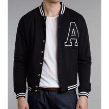 Academy Jacket - fekete