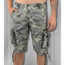 Alpha Industries Terminal C short - black camo