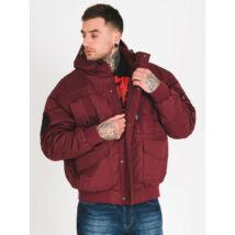 Conex 2 kabát- bordo