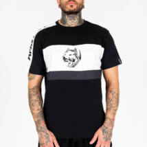 Menes póló, fekete
