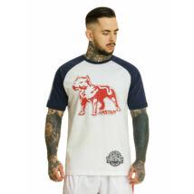 Durin kék-fehér póló