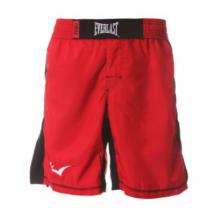 MMA short - bordó/fekete