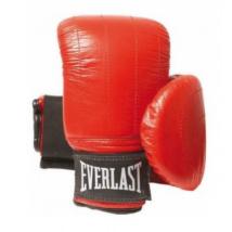 """Everlast """"Boston"""" zsákolókesztyű műbőr - piros"""