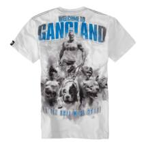 Welcome To Gangland póló - fehér