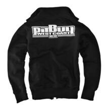Pit Bull pulóver - cipzáras, galléros