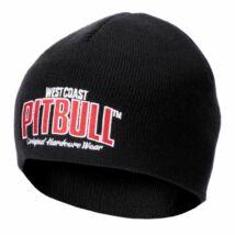 Pitbull Pacific téli sapka - fekete