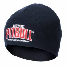 Pitbull Pacific téli sapka - sötétkék
