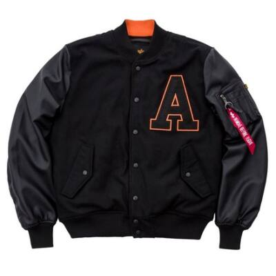 Alpha Industries College Jacket