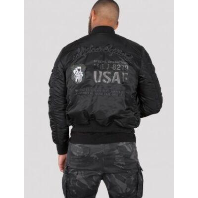 Alpha Industries MA-1VF Custom kabát