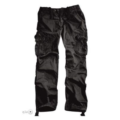 Jet Pant - black