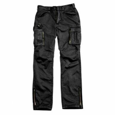 Overland VF Pant - fekete