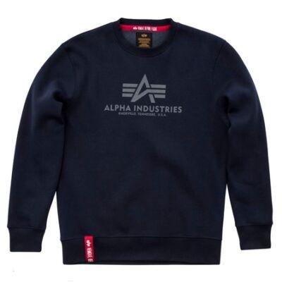 Basic Sweater - replica blue
