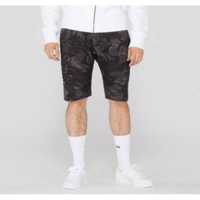 Alpha Industries Deckshort - camo