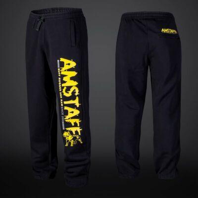 Amstaff Wear Blade nadrág - fekete/sárga