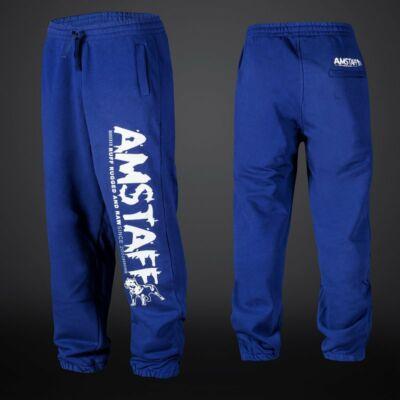 Amstaff Wear Blade nadrág - kék/fehér