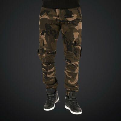 Amstaff Wear Sarge vászon nadrág - terep