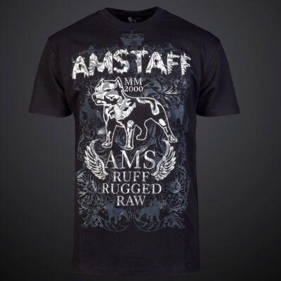 Amstaff Wear férfi ruházat - Kovu póló 6f2a778015