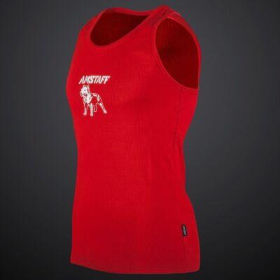 Amstaff Wear Logo férfi trikó -piros
