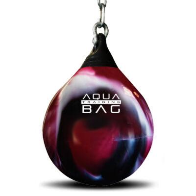 Aqua Training zsák - 34 kg, 38 cm - piros