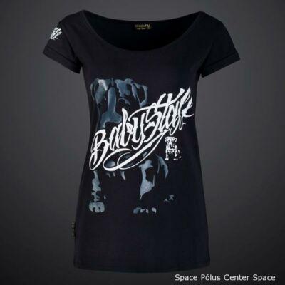 Dalina póló - fekete