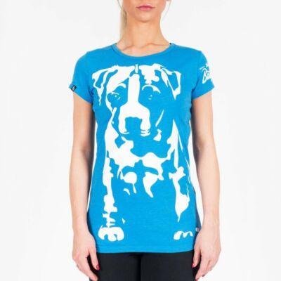 Babystaff Nukop póló - kék