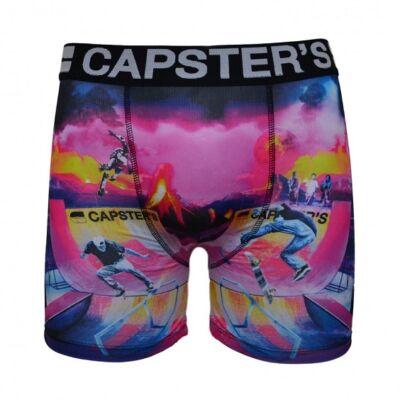Capster's gördeszkás boxeralsó