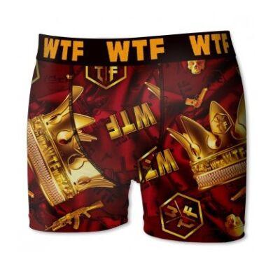 WTF koronás boxeralsó