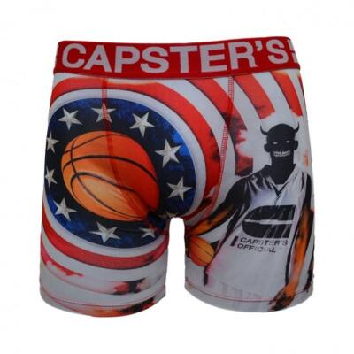 Capster's kosaras boxeralsó - ördögös