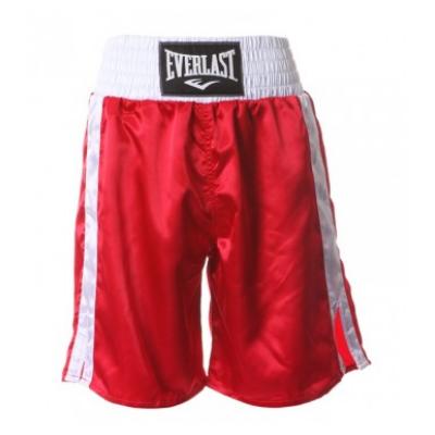 Everlast boksznadrág - piros