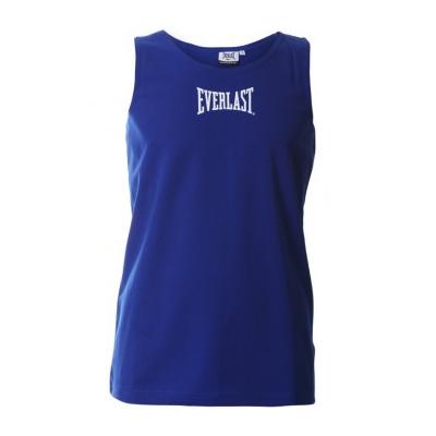 Everlast amatőr versenytrikó - egyszínű, kék