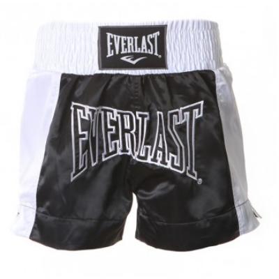 Everlast thai short - fekete/fehér
