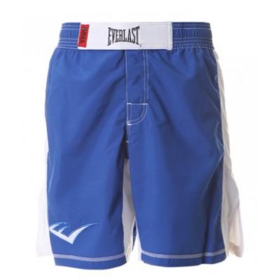 Everlast MMA short - kék/fehér