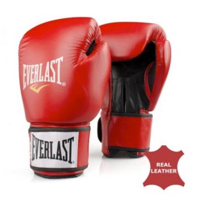 Everlast Fighter kesztyű - piros