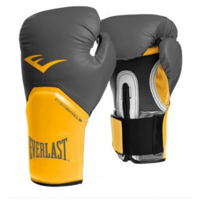 """Everlast """"Pro Style Elite"""" kesztyű - szürke/narancs"""