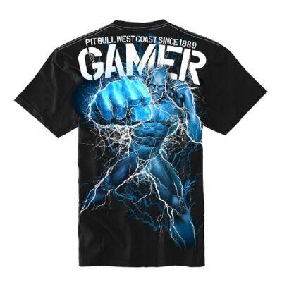Pitbull West Coast Gamer póló