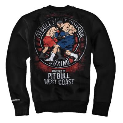 Pitbull West Coast Boxing pulóver