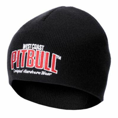 Pitbull West Coast Pacific sapka - fekete