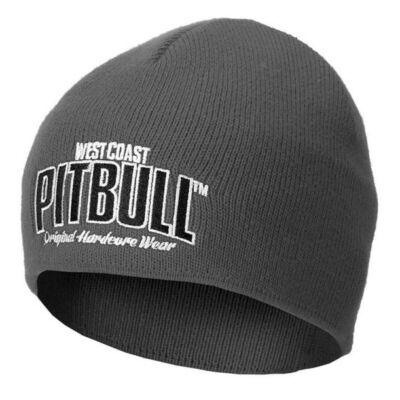 Pitbull West Coast Pacific sapka - szürke